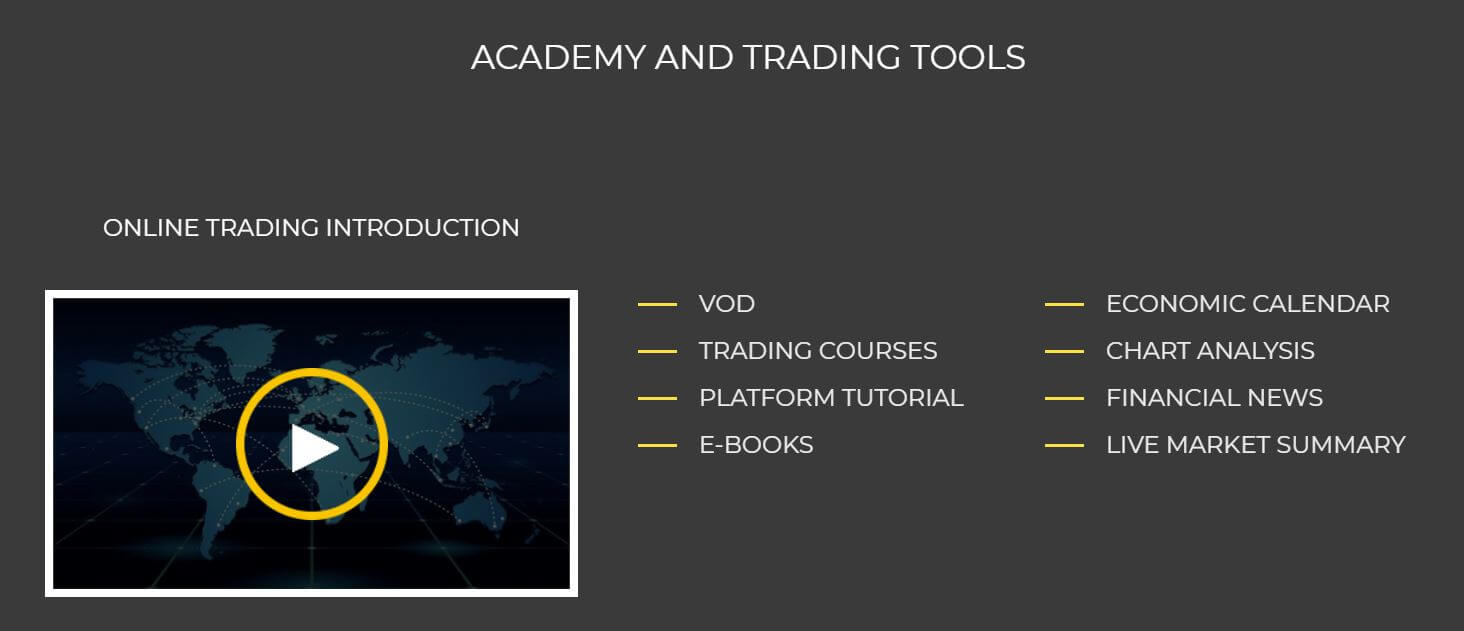 Ashford Investments Tools